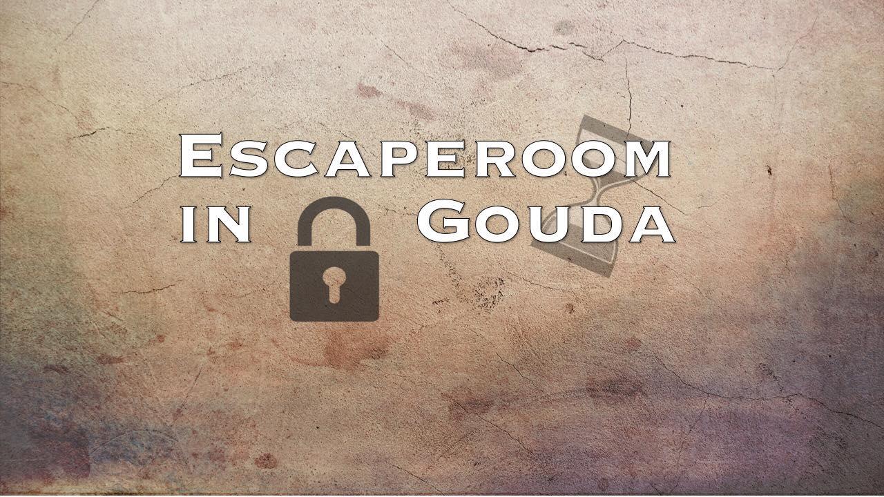 escaperoomingouda